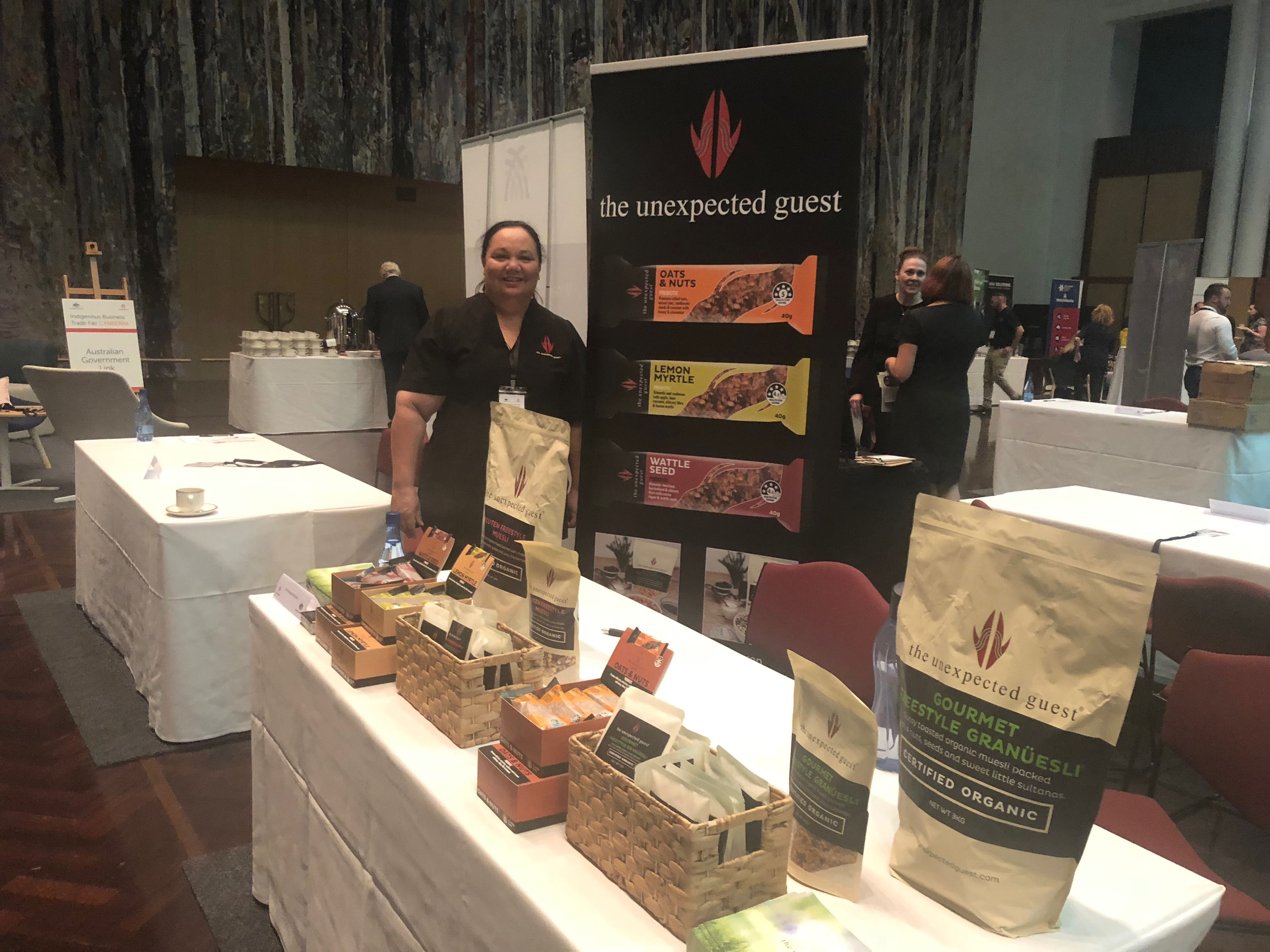 Canberra Trade Show- Supply Nation and Australian Parliamentary Services_1
